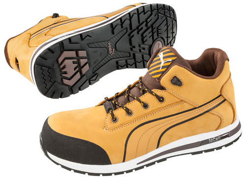 Puma safety work shoes and runners