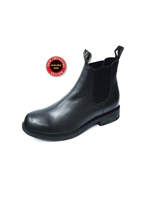 Thomas Cook Kids Boots Clubber Black Leather (TCP78044 Black)