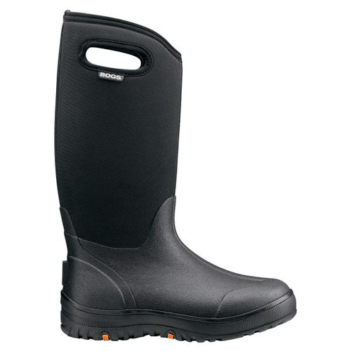 BOGS Ultra High Womens Insulated Gumboots in Black (51537-B44)