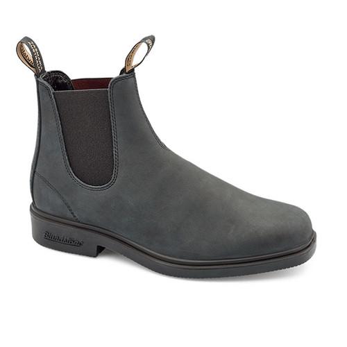 Blundstone 1308 Rustic Black Dress Boots