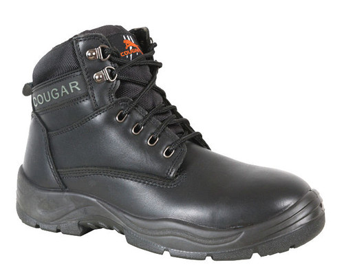 Cougar B211 B Work Boots (Steel Cap)