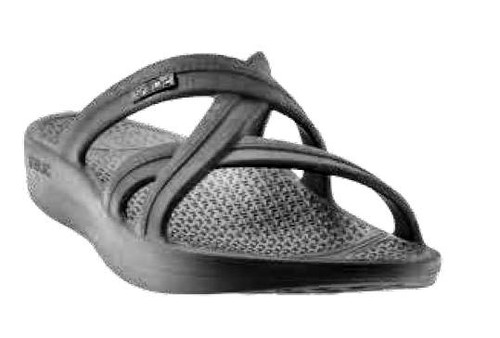 Telic Thongs - Mallory Midnight Black