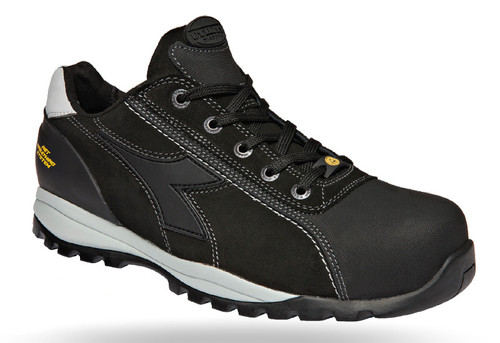 Diadora Utility Glove Tech Low Pro Safety Shoes with Aluminium Toe Cap Black (173528)