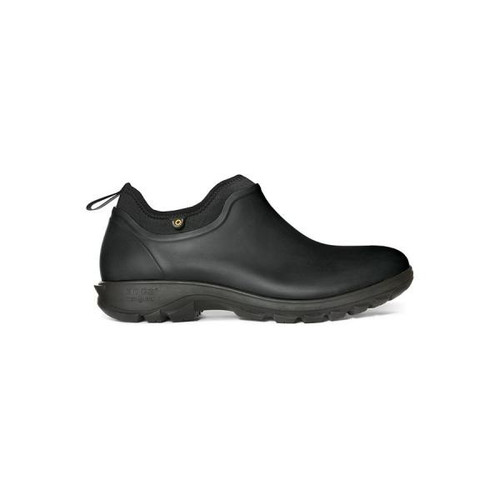 BOGS Sauvie Slip On Mens Insulated Waterproof Urban boots in Black (972207-001)