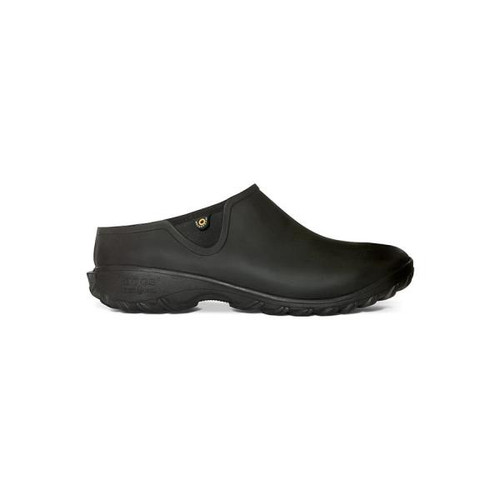 a772b670802 BOGS Sauvie Clog Insulated Waterproof Clogs For Women in Black (972200-001)