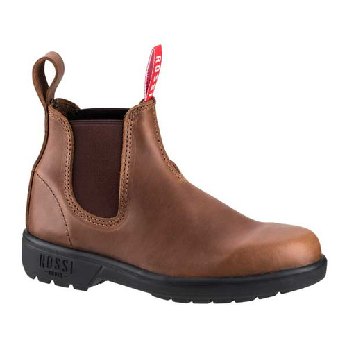 Rossi 304 Endura Work Boots in Brown (304)