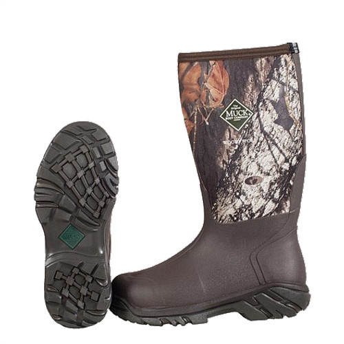 Muck Boots Woody Sport 2 Mens Insulated Waterproof Hunting Boots (SWD2-MOCT)