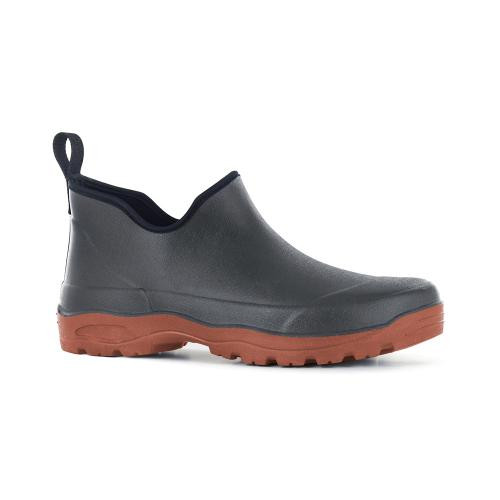 Blackfox Oregon French Designed Ankle Boots For Men (AJS-OREGONBL)