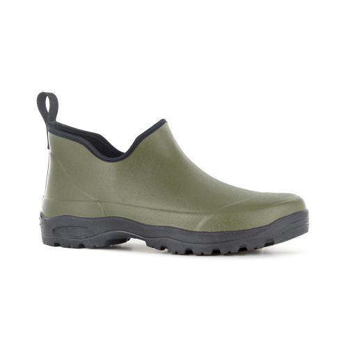 Blackfox Oregon French Designed Ankle Boots For Men in Kaki ( AJS-OREGONKAKI)