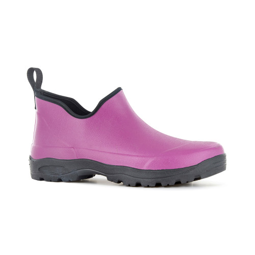 Blackfox Oregon French Designed Ankle Boots For Women in Fuchsia (AJS-OREGONFUCH)