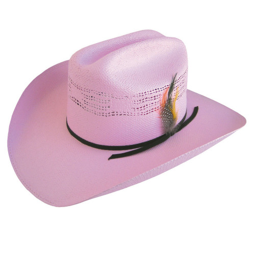 30a0f4035be Wrangler Western Kids Boll Bangora Hat in Pink (X4Y3901BOL PINK) Your image  was added