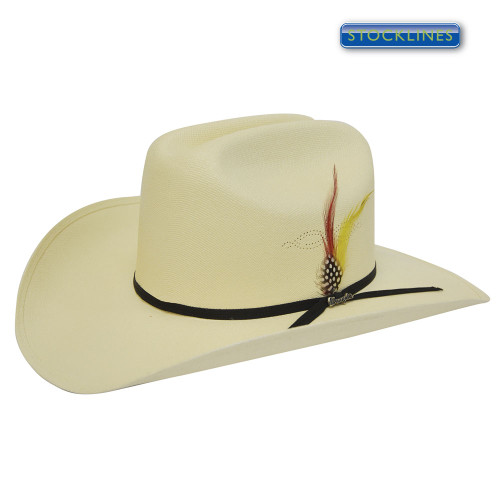 1cdfc65af2f Wrangler Western Kids Dallas Cotton Canvas Western Hat in Bone (XCP3905HAT)