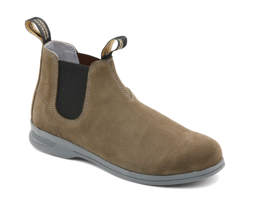 Blundstone 1397 Olive Green Suede Boots (1397)