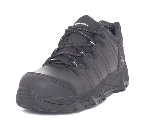 Mack Boots Power Composite Toe Lace Up Safety Shoes (Power)