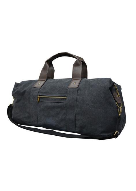 Thomas Cook Heavy Duty Canvas Duffle Bag in Black (TCP1906097)
