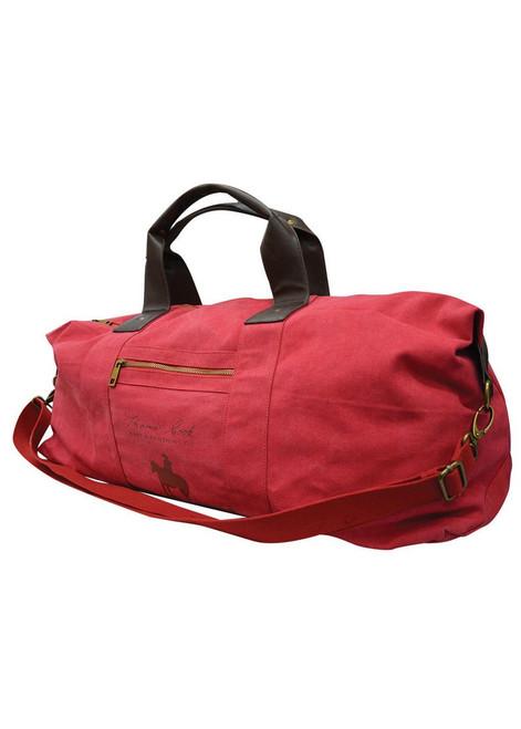 Thomas Cook Heavy Duty Canvas Duffle Bag in Tomatoe (TCP1906097 Tmto)