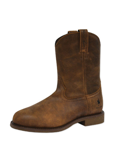 Thomas Cook Countrywide Boots in Mid Bomber Leather (TCP18200)