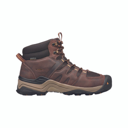 01c1e46991ec8 Keen Gypsum II Mid Cut Waterproof Men's Hiking Boots in Coffee (GYPSUM II  MID WP