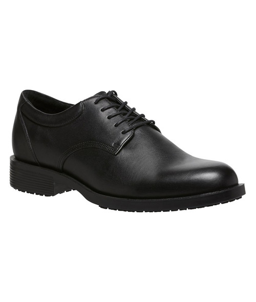 KingGee Baron Soft Toe Lace Up Leather Work Shoes (K22150)