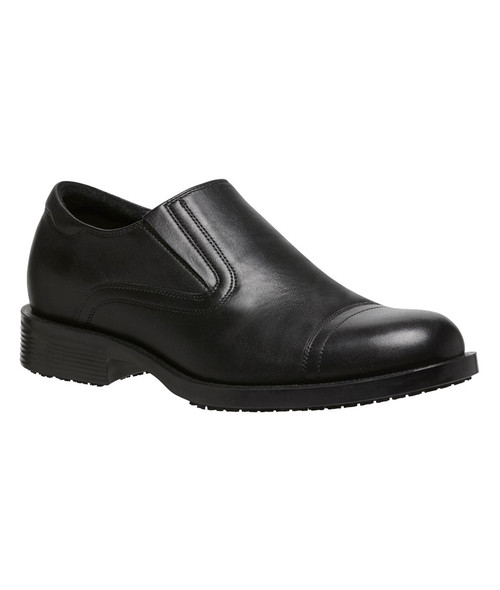 KingGee Earl Pull On Slip Resistant Leather Work Shoes (K22160)