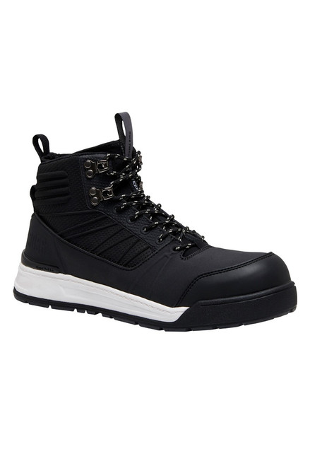 Hard Yakka Neo 1.0 Super Light Weight Work Boots with Carbon Nano Fibre Safety Toe in Black (Y60210)
