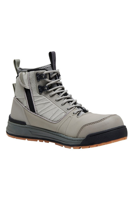 Hard Yakka Neo 1.0 Super Light Weight Zip Sided Work Boots with Carbon Nano Fibre Safety Toe in Grey (Y60215)