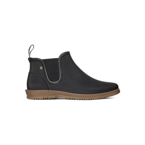 BOGS Sweetpea Chelsea Insulated Waterproof Boots For Women in Black (972198-001)