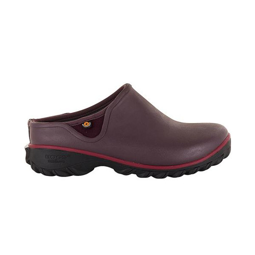 BOGS Sauvie Clog Insulated Waterproof Clogs For Women in Wine (972200-609)