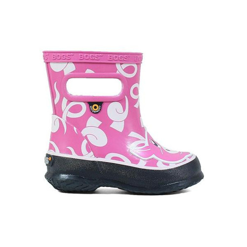 BOGS Skipper Pig Kids Gumboots in Pink (900056-690)
