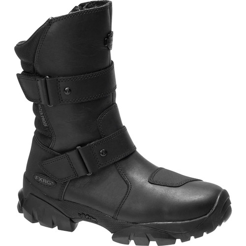 Harley Davidson Balfour Women's Waterproof Leather Riding Boots in Black (D87172 Black)