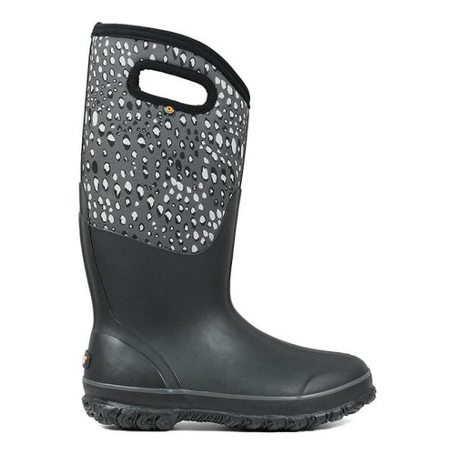 BOGS Classic Tall Appaloosa Womens Wide Calf Insulated Waterproof Farm Boots (972479-011)
