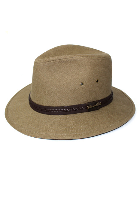 Thomas Cook Kununurra Hat In Sand Cotton Polyester (TCP1940HAT Sand)