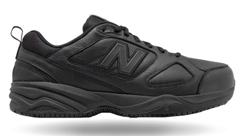 New Balance Mens 627 Slip Resistant Steel Toe Safety Work Shoes (MID627U2)