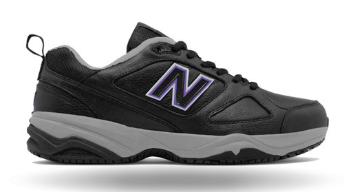New Balance Women's 627 Slip Resistant Steel Toe Safety Work Shoes (WID627U2)