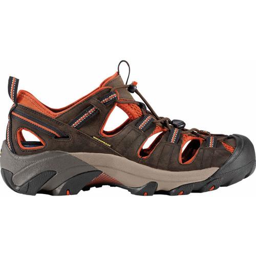 Keen Arroyo II Men's Outdoor Adventure Waterproof Sandals in Bombay Brown (1008419)