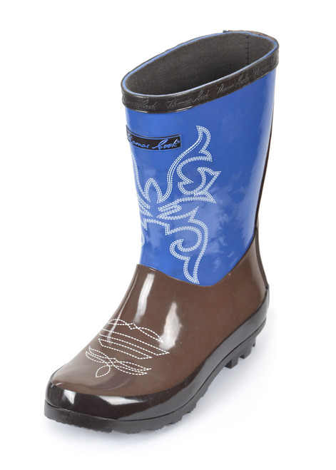 Thomas Cook Kids Cowboy Rubber Gumboots (TOW78055)