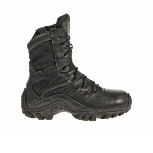 Bates Delta 8 Womens Military Tactical Zip Sided Soft Toe Boots (E72001)