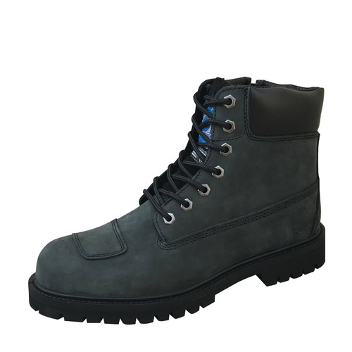 Johnny Reb Rumble II Zip Sided Water Resistant Boots in Black Nubuk Leather (JR23100)