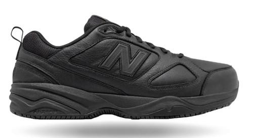 New Balance Mens 627-4E Width Slip Resistant Steel Toe Safety Work Shoes (MID627U2-4E)