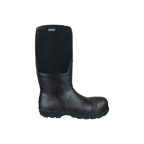 BOGS Burly Tall CT Composite Safety Toe Insulated Waterproof Boots (978777-001)