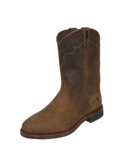Thomas Cook Duramax DTC Roper Leather Boots in Crazy Horse (TCP18171)