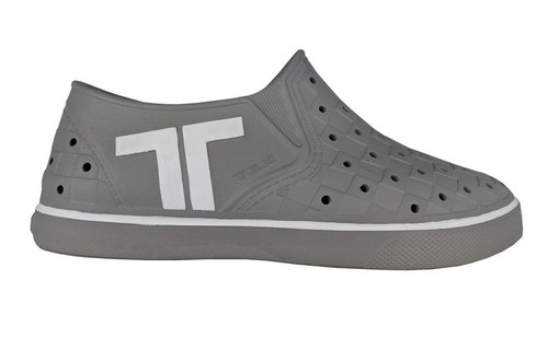 Telic Kids MVP Soft, Flexible and Supportive Shoes in Grey (T600-KIDS-MVP-GREY)
