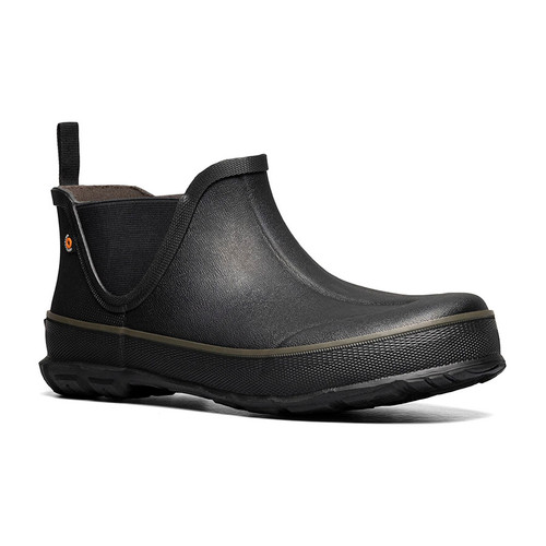 BOGS Digger Slip On Mens Insulated Waterproof boots in Black (972667-001)