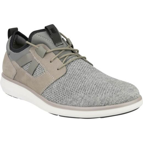 Florsheim Venture Knit Plain Toe Sneaker in Grey (171340-020)