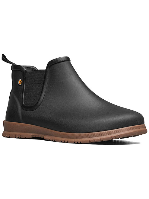 BOGS Sweetpea Boot Wide Fitting Insulated Waterproof Boots For Women in Black (972198W-001)