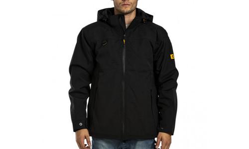 Cat Workwear Chinook Waterproof Jacket in Black (1310017)