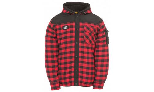 Cat Workwear Sequoia Fleecy Lined Shirt Jacket (1610006-960)