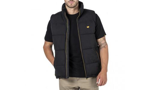 Cat Workwear Arctic Zone Insulated Jacket in Black (W12430-010)