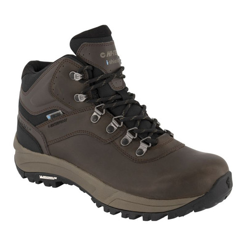 HI-TEC Altitude VI i WP waterproof, breathable mens hiking boots with rubber sole (HOMAE650)