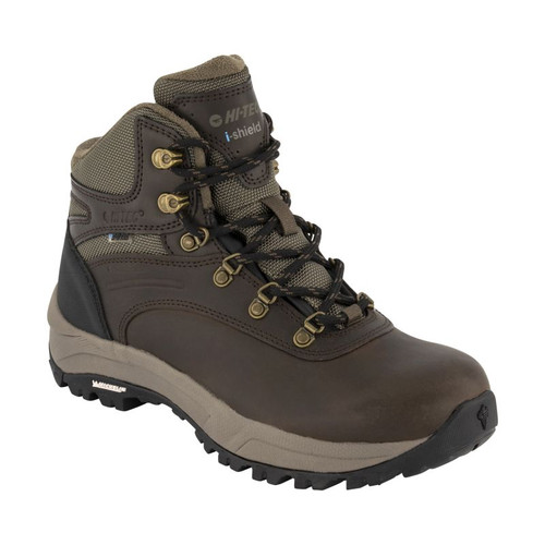 HI-TEC Altitude VI i WP Women's waterproof, breathable hiking boots with rubber sole (HOWAE600)